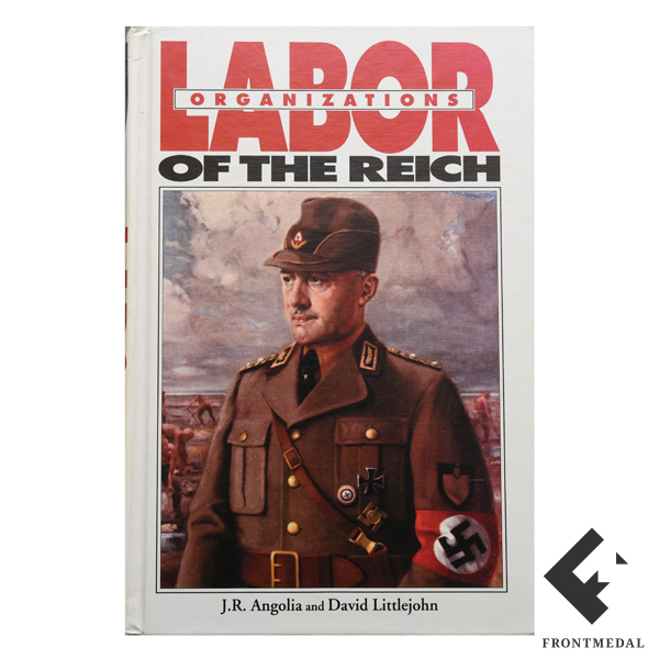 "Книга ""Labor Organizations of the Reich"""